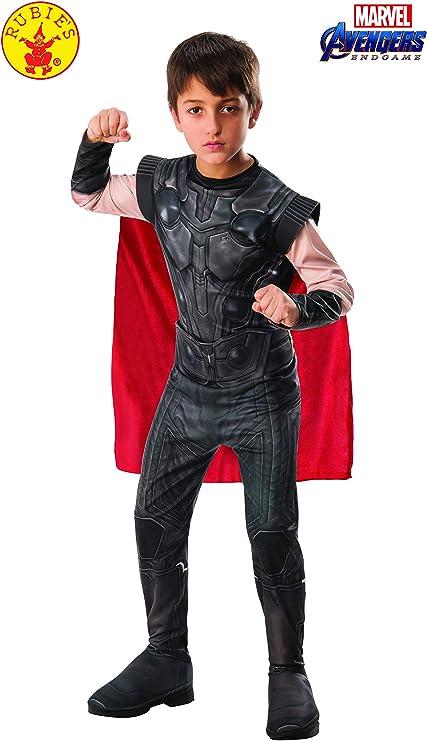 Amazon.com: Rubies Marvel Avengers: Endgame Disfraz de Thor ...