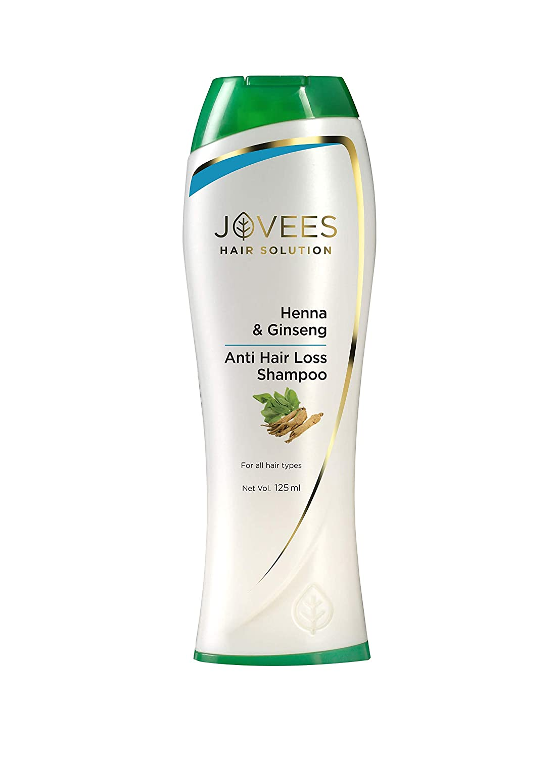Jovees Henna & Ginseng Anti Hair Loss Shampoo