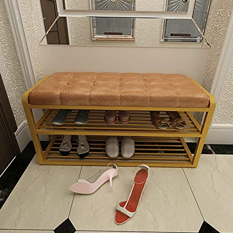 Wondrous Amazon Com Ttd Change Shoe Bench Multifunctional 2 Layer Squirreltailoven Fun Painted Chair Ideas Images Squirreltailovenorg