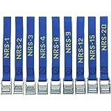 NRS 1-Inch Heavy-Duty Tie-Down Strap