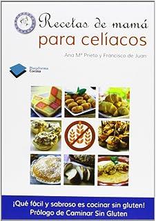 Recetas para niños celíacos (Salud y bienestar): Amazon.es ...