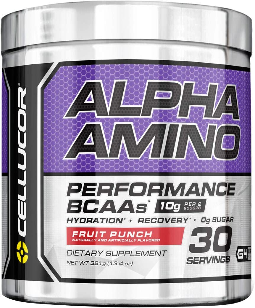 What is Alpha Amino?