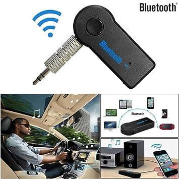 HKFV Drahtlose Bluetooth 3,5 mm AUX Audio Stereo Musik Home Auto ...