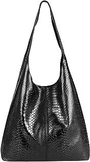 OBC Only-Beautiful-Couture, Cabas pour femme Vert Apfelgrün (Wildleder) ca.: 44x33x18 cm (BxHxT)