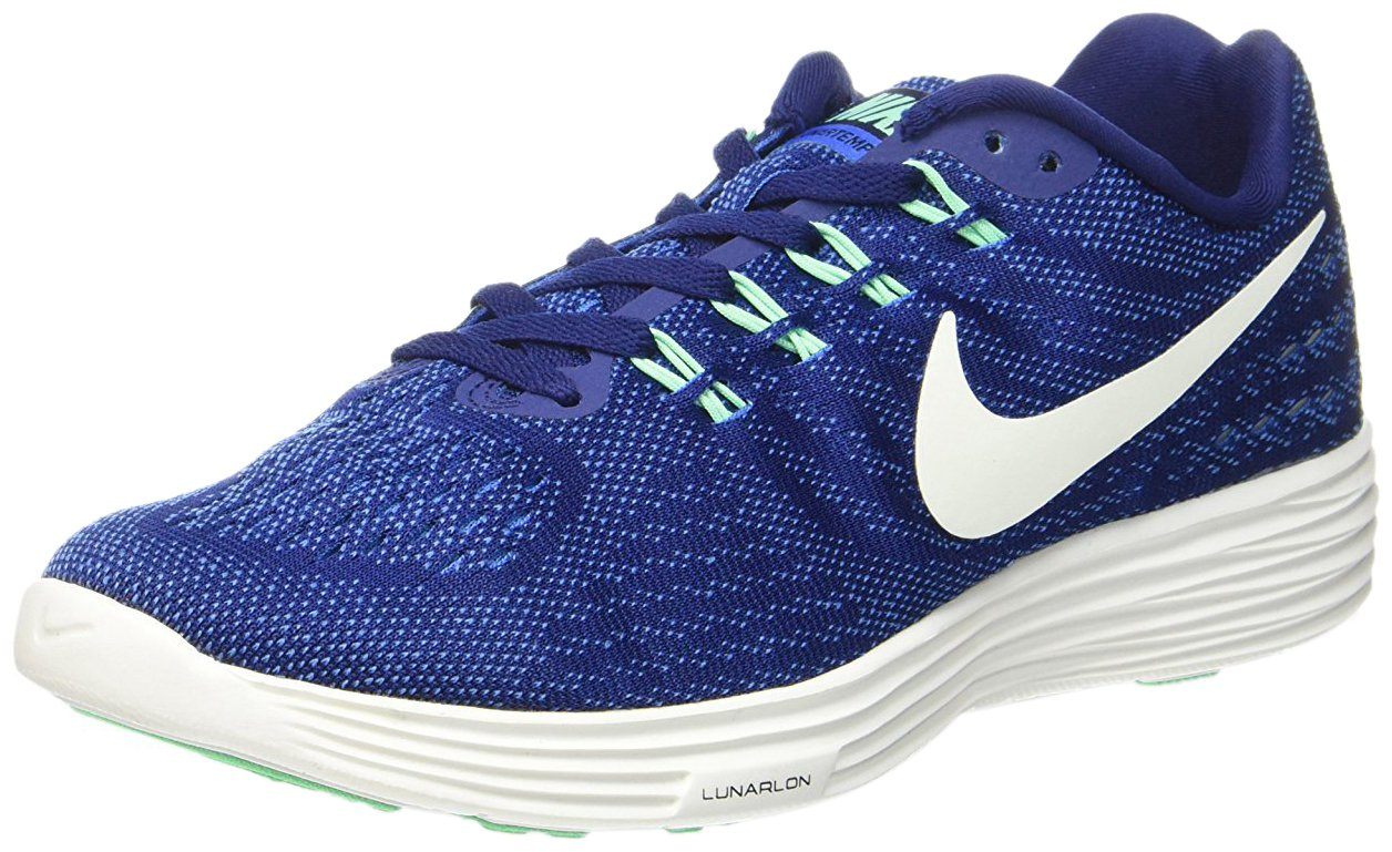 new product a6edb 9acc4 Galleon - NIKE Women s Lunartempo 2 Running Shoe Loyal Blue Summit White Fountain  Blue Size 8 M US