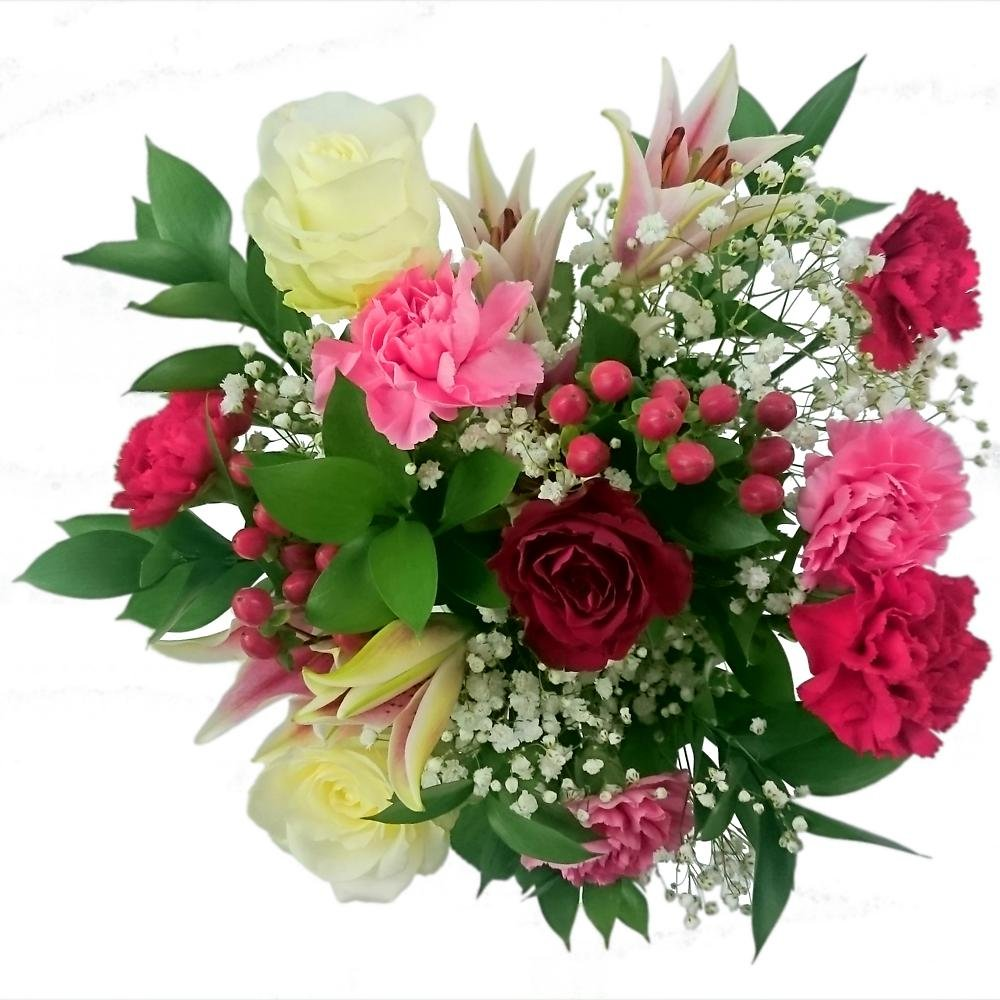 Oriental Charm Bouquet Free Chocolates And Free Next Day Uk