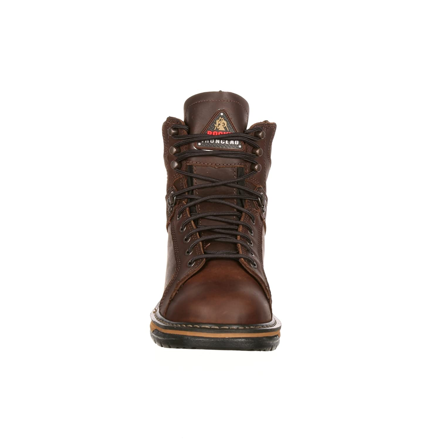 46a750bab80 Amazon.com | ROCKY Men's Iron Clad Waterproof Lace to Toe Work Boot ...