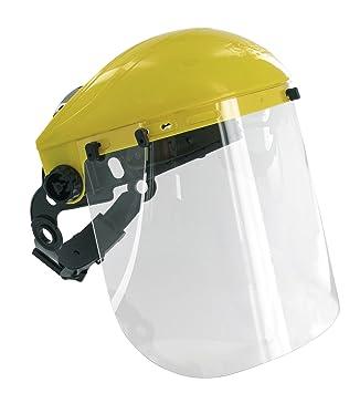 a5bf4dfbebd475 Protection visage avec écran facial incolore - OUTIBAT  Amazon.fr ...