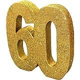 Decoración de mesa 60 años - Única
