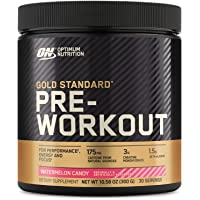 OPTIMUM NUTRITION GOLD STANDARD Pre-Workout with Creatine, Beta-Alanine, and Caffeine for Energy, Keto Friendly…