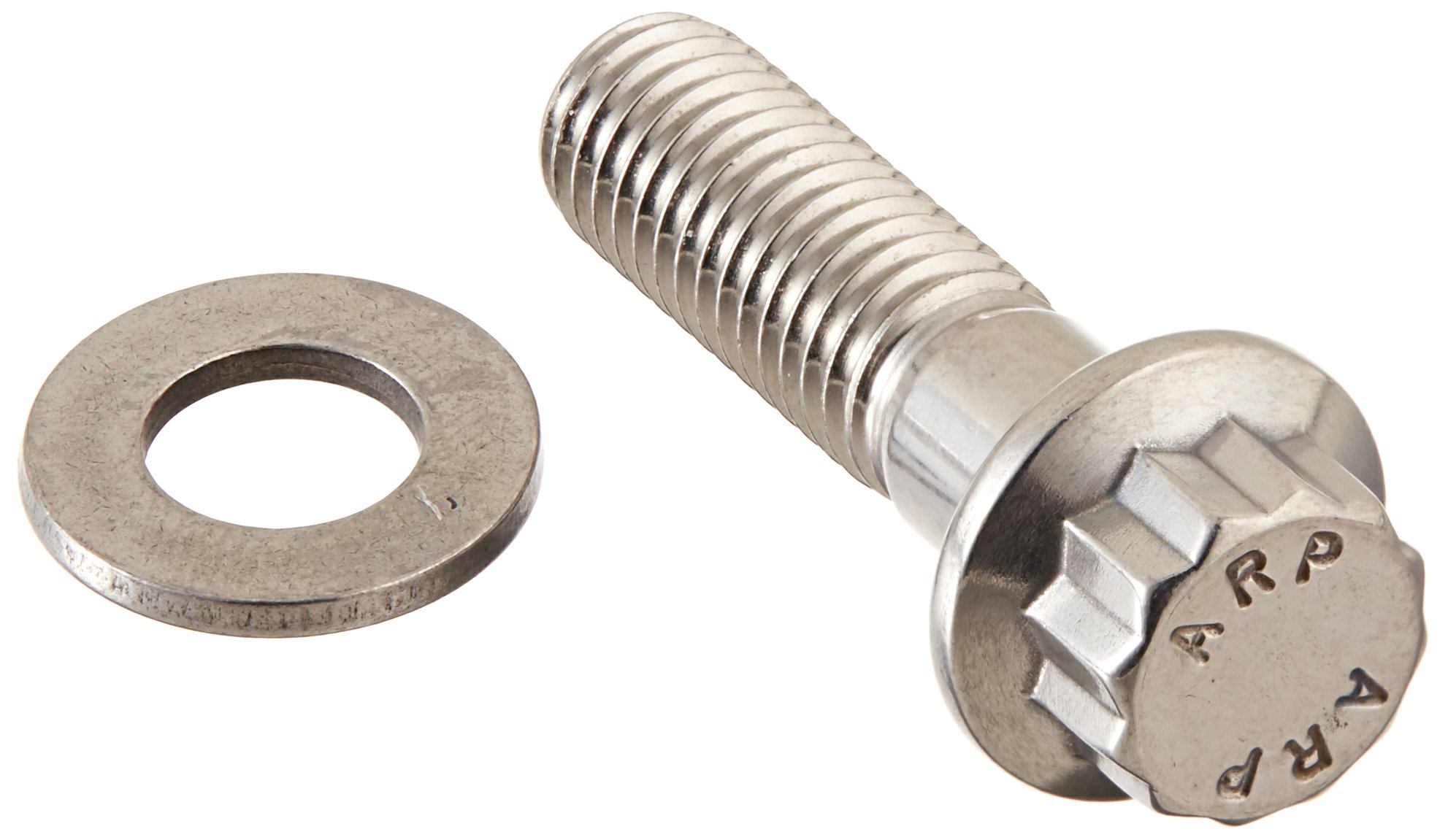 ARP 434-8002 12-Point Stainless Steel Valley Cover Bolt Kit for Chevy LS1/LS2 by ARP (Image #1)