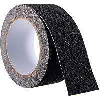 SAFETYON Cinta de Antideslizante PVC Antideslizante Seguridad Adhesiva