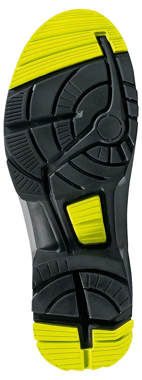 Negro//Amarillo /35/uno Zapatos de seguridad Uvex uvex8544/ tama/ño 35