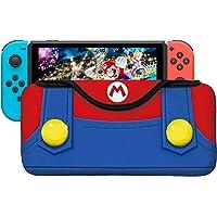 Luci Ray Funda Protectora para Nintendo Switch Mario - Funda de Viaje para Consola Switch, Joystick Joycon Joy Super Smash Bros