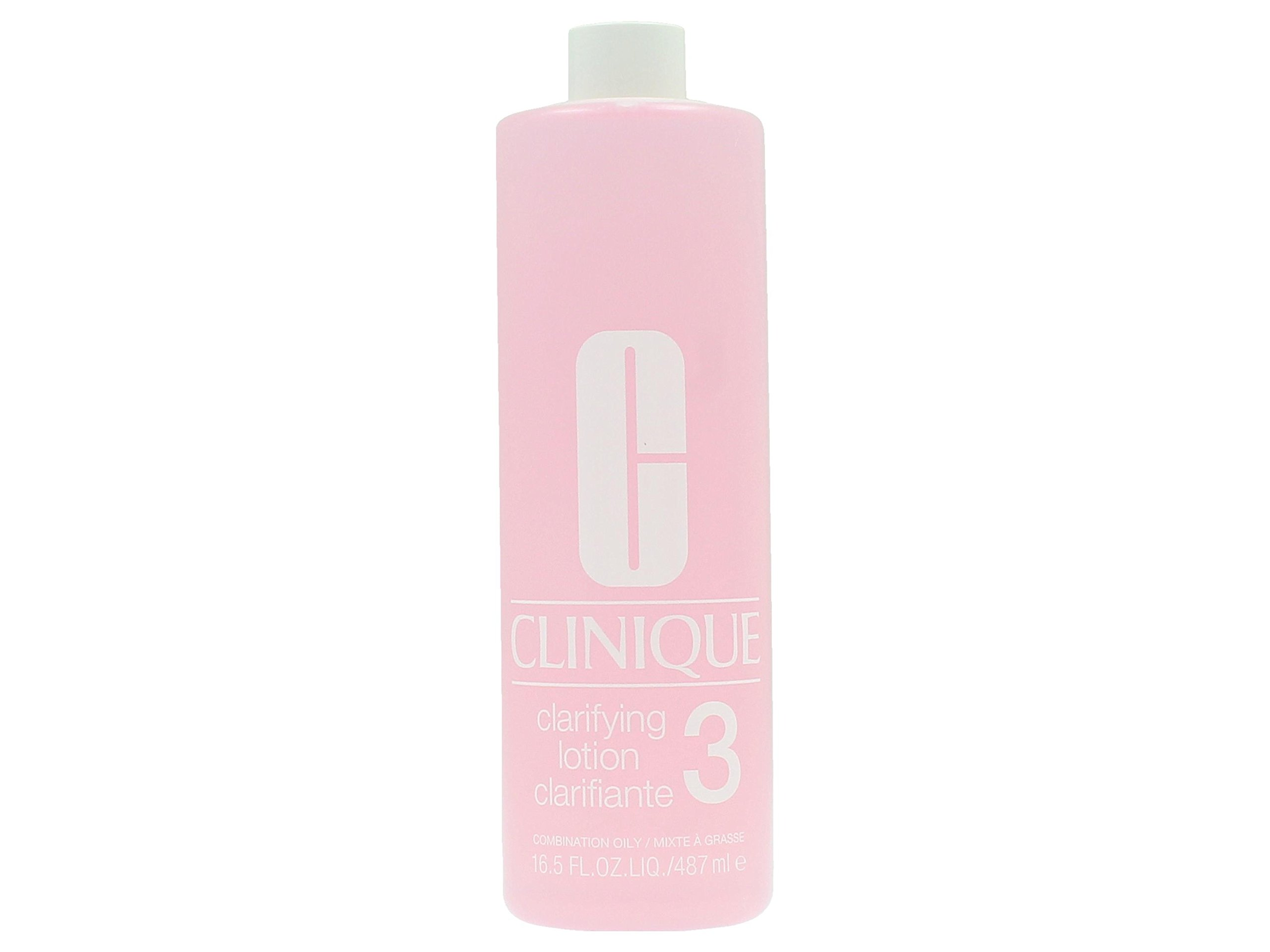 Clinique Clarifying Lotion Skin Type 3 Combination To Oily Skin 16.5 Ounce Includes Pump by Clinique