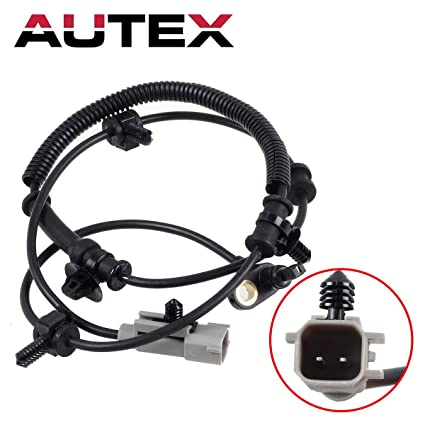 AUTEX ABS Wheel Speed Sensor Front Left/Right 56044144AD ALS2113 compatible with 2005 2006 2007