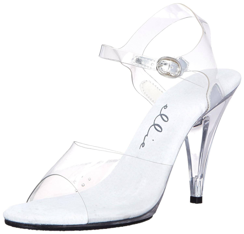 Women's Brook Clear High-Heel Dress Sandals - DeluxeAdultCostumes.com