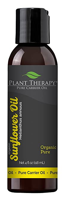 Sunflower Organic Oil – Plant Therapy