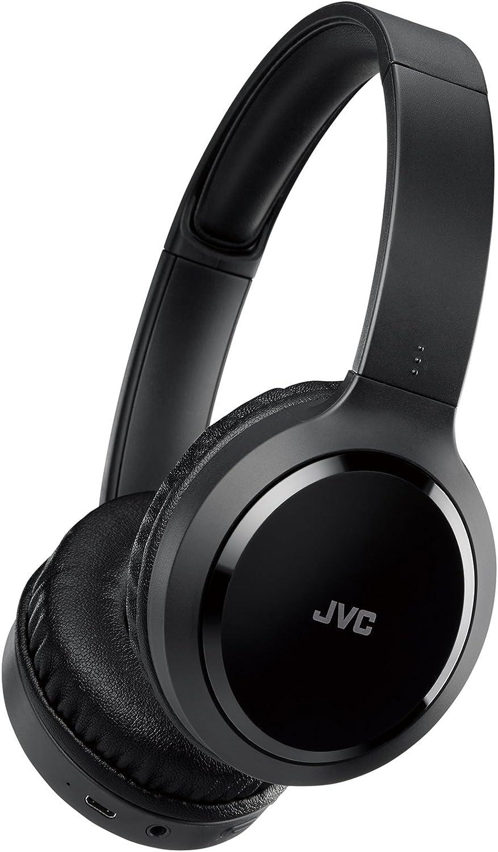 JVC HA-S78BN ノイズキャンセリングヘッドホン