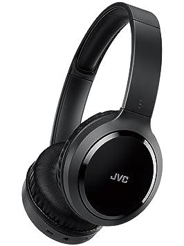 JVC Auriculares inalámbricos de cancelación de ruido HA-S78BN (negro) 【Productos originales