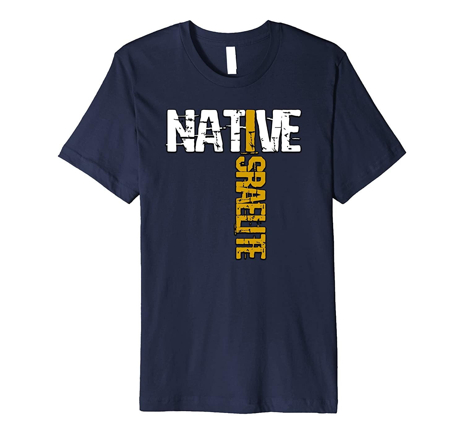 Hebrew Israelite Clothing 12 Tribes Native Israelite T-Shirt