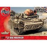 Airfix 1:48 BAE Warrior Armoured Vehicle Model Kit