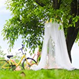 Didihou Mosquito Net Bed Canopy Yarn Play Tent
