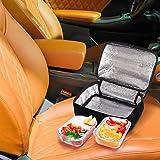 Janedream 12V Portable Car Food Warmer Mini Oven