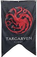 """Game of Thrones Targaryen Family Banner, 30"""" x 50"""""""