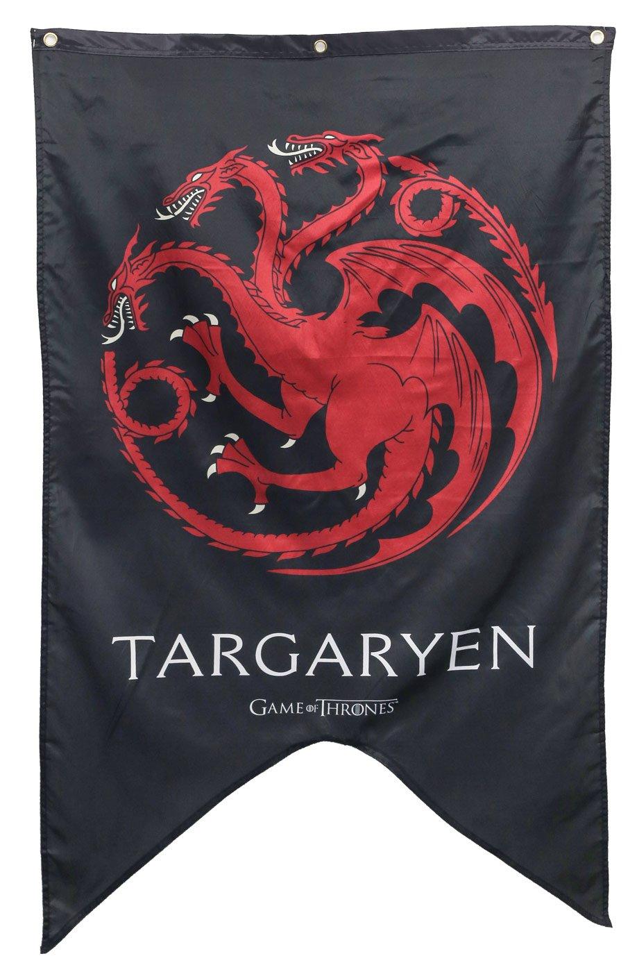 Game of Thrones Targaryen Family Banner, 30
