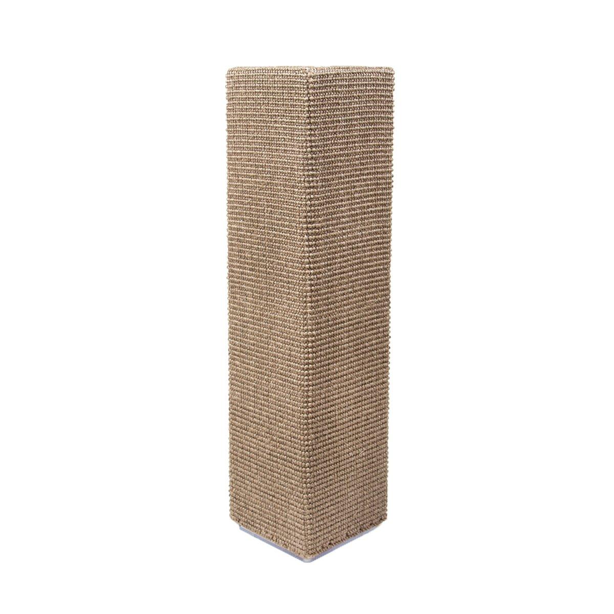 Sofa-Scratcher Squared' Cat Scratching Post & Couch-Corner/Furniture Protector (Olive)