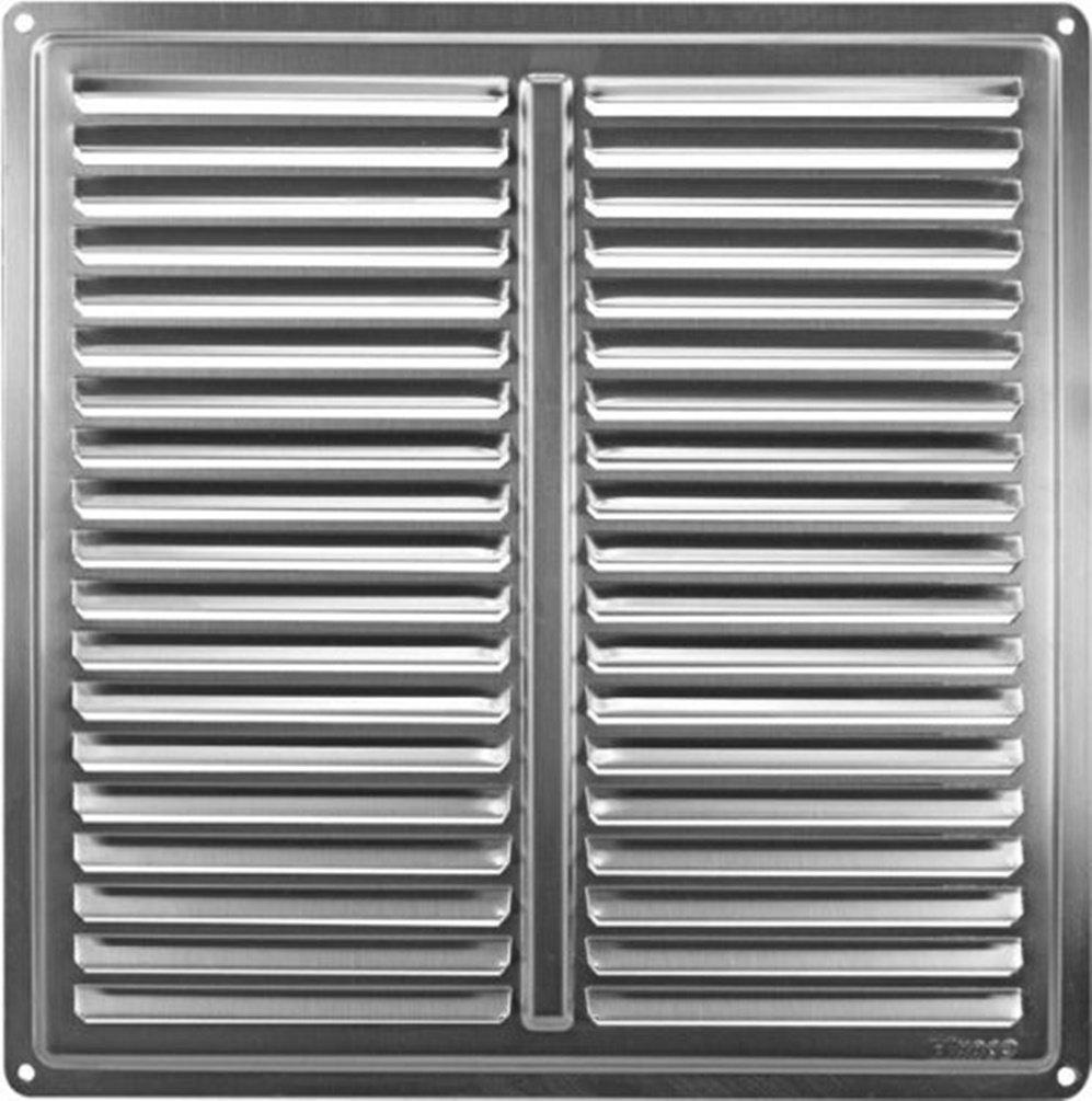 griglia di ventilazione in acciaio inox coperchio coperchio da 250x250 della griglia di aerazione Access Panels UK 8590229001565