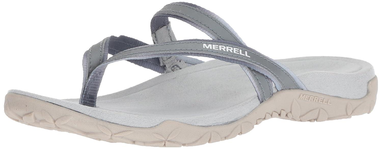 Merrell Women's Terran Ivy Post Sport Sandal B078NHTWWB 6 B(M) US|Monument