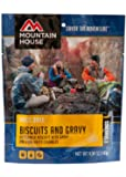 Mountain House Biscuits & Gravy | Freeze Dried Backpacking & Camping Food