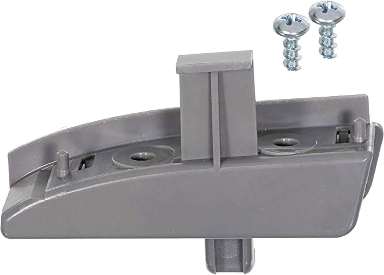 Gray EcoAuto Center Console Latch for Toyota Tacoma OEM-58910AD030B0 with Screwdriver /& 2 Screws Included 2005-2012