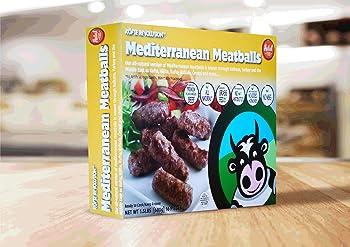 Köfte Revolution Beef Frozen Meat Balls