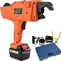 VEVOR Elektrische rebar bindmachine 8 mm - 34 mm Rebar draadbinders automatisch handheld noodzakelijkerapparaat