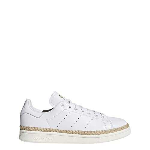 sports shoes f47d6 477f3 adidas Stan Smith New Bold W Scarpe da Fitness Donna, Bianco FtwblaCasbla  000