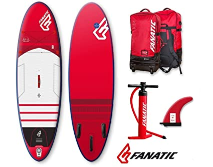 Fanatic Fly Air Premium Kit de tabla de windsurf, inflablerd 2016 ...