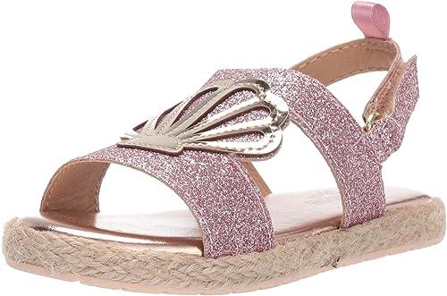 Kids OshKosh B/'Gosh Girls oceana-g   SlingBack Espadrille Sandals