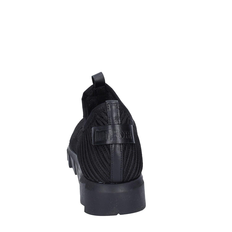 Andia Fora Fashion-Sneakers Womens Black