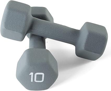 3 lb 5 lb 8 lb 2 lb CAP Neoprene Dumbbell 10 lb SELECT YOUR WEIGHT