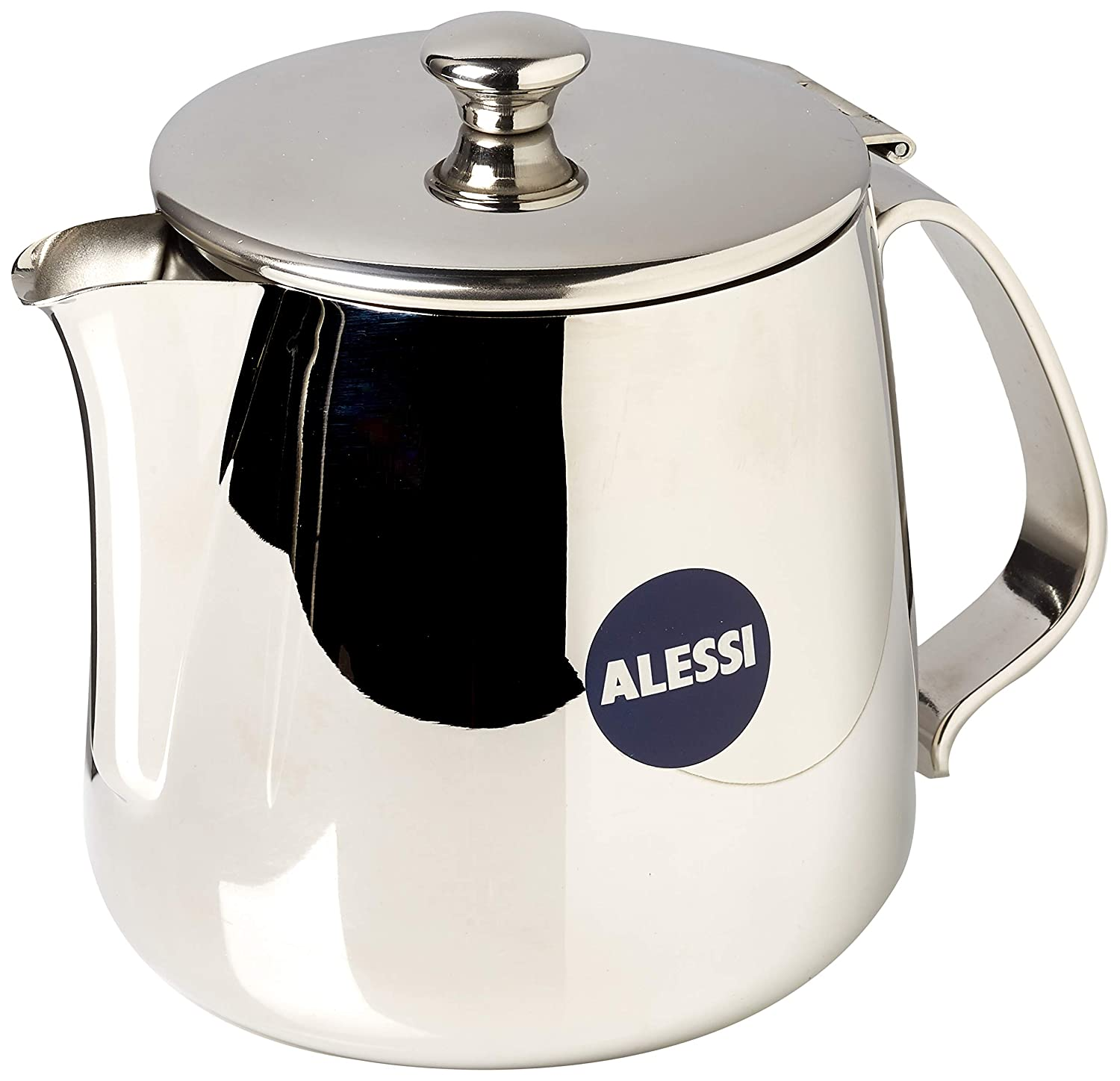 Alessi 35 cl Teapot in 18/10 Stainless Steel Mirror Polished 102/35