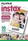 Fujifilm Instax Mini Film, Single Pack (10 Exposures)