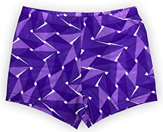 product image for COOLTAN Men's Sun Through Hipster Swim Shorts Amethyst