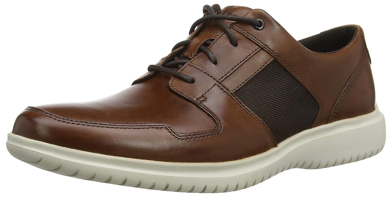 TALLA 42 EU. Rockport Dressport 2 Fast Mudguard Shoe, Zapatos de Cordones Oxford para Hombre