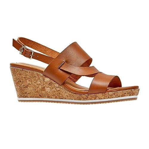 30c4e56e4f66 Van Dal Women s Bray Wedge Heel Sandal  Amazon.co.uk  Shoes   Bags