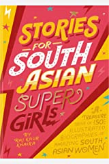 Stories for South Asian Supergirls Paperback
