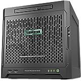 HPE ProLiant MicroServer Gen10 X3216, 8 GB-U, 4LFF, nicht Hot-Plug-fähig, SATA, 200-W-Netzteil, Einstiegsserver 1J VOS