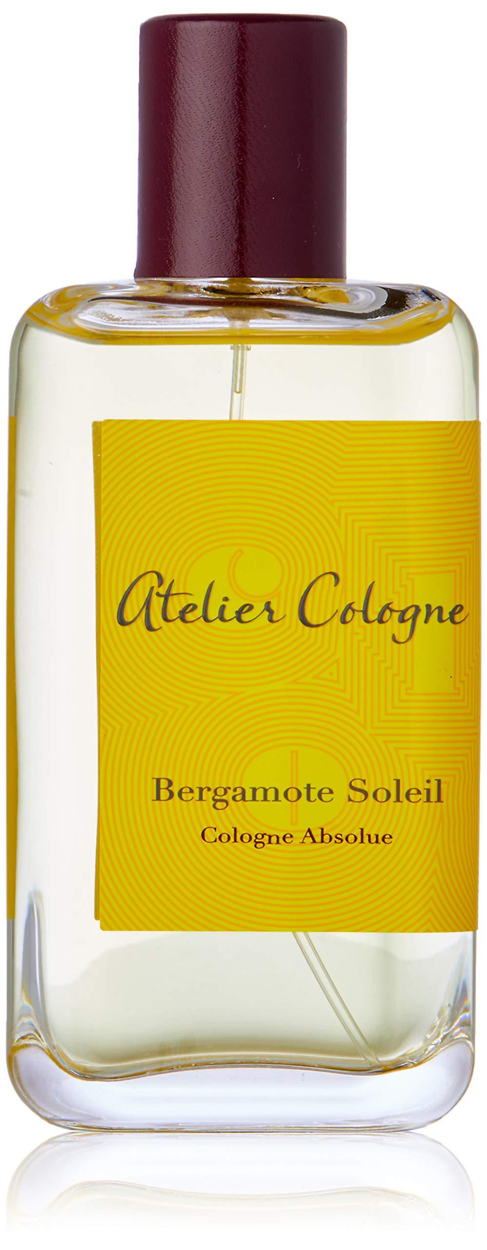 Atelier Cologne Eau de Parfum, Bergamote Soleil, 3.3 Ounce